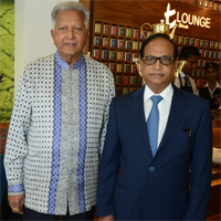 Dilmah launches its first t-Lounge in India...
