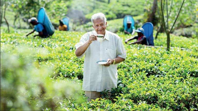 In this week's interview with Merrill Joseph Fernando, the founder of Dilmah Tea, one of...