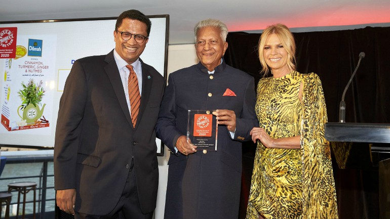 Dilmah wins Product of the Year in...
