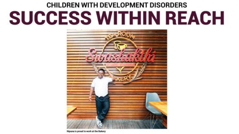 Children with development disorders Success within reach