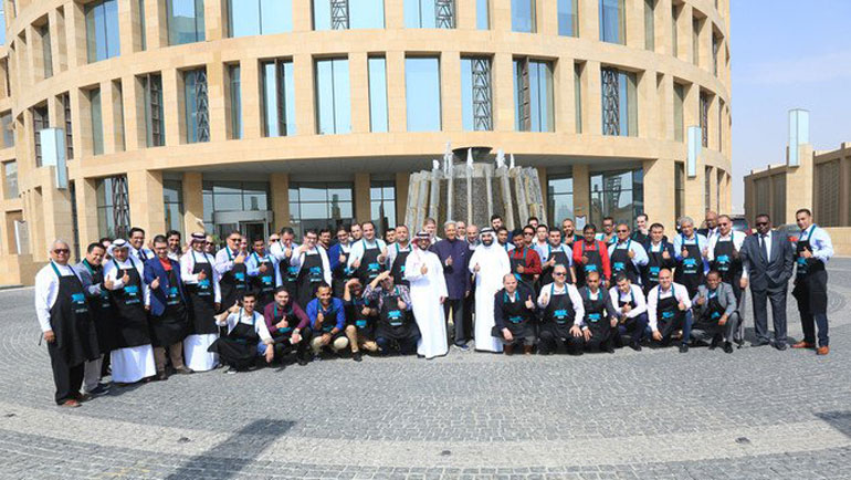 Dilmah's School of Tea held its first session in Riyadh on Monday, attracting individual tea...