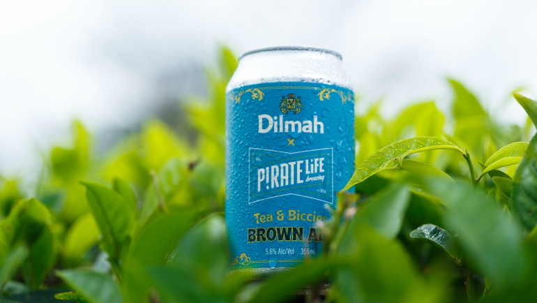 Pirate Life and Dilmah partners to produce...
