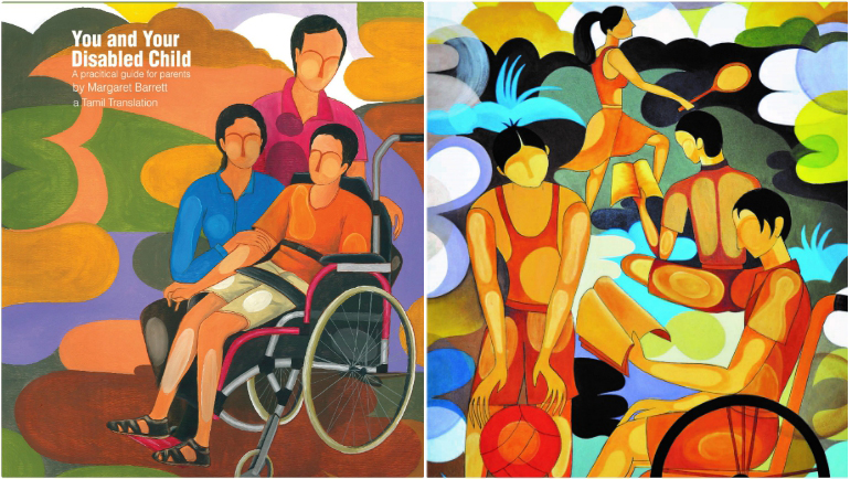Cerebral Palsy Art Competition