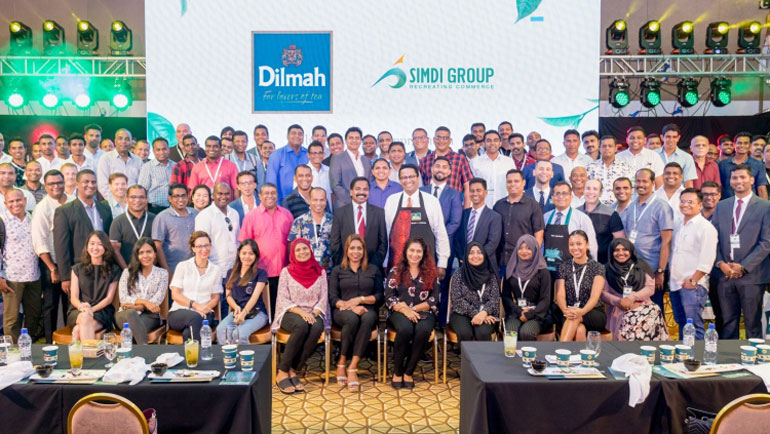 Family-owned Sri Lankan tea company 'Dilmah' hosted an international tea-tasting event on Saturday in collaboration...