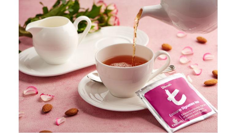 International Tea Day: Emirates and Dilmah celebrate...