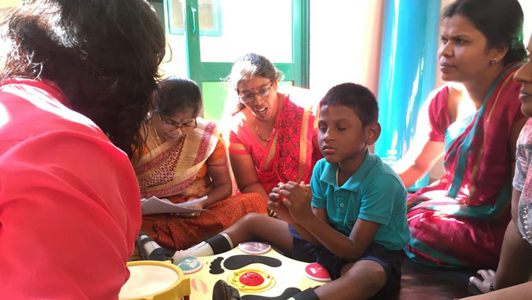 A Visit To National Centre For Children With Cerebral Palsy And Other Developmental Disorders