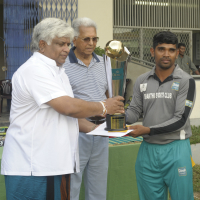 Ranawiru Sevana SC blind cricket champs