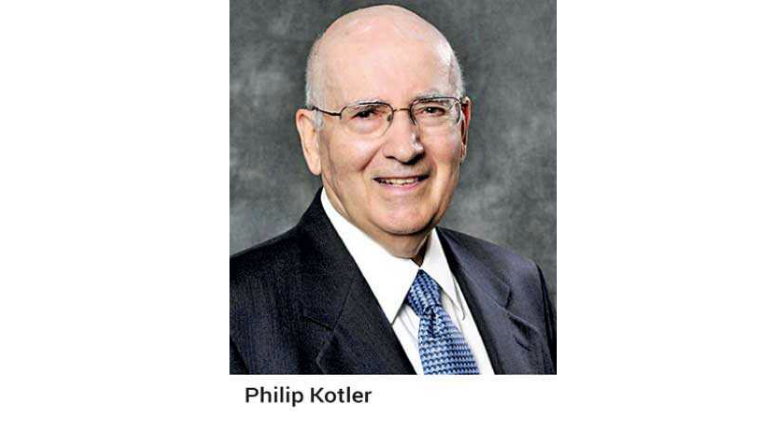 Marketing guru Kotler cites Dilmah Tea for...