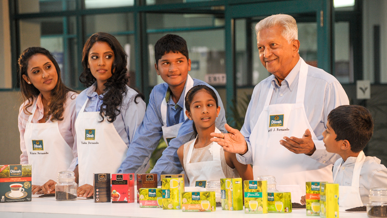 Mr. Pure Ceylon Tea Plans A Long-Awaited Break This Year