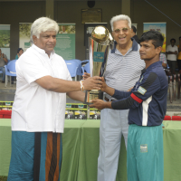 Ranaviru Sevana overcome Shakthi SC in Blind Cricket final