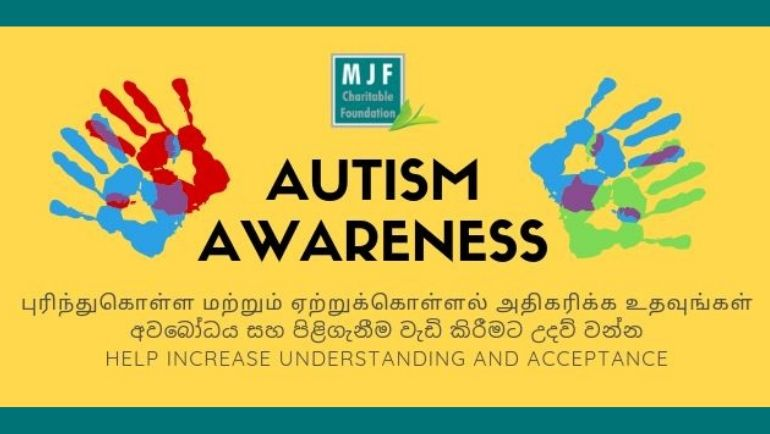 MJF Centre - East takes Autism Awareness to Surrounding Communities