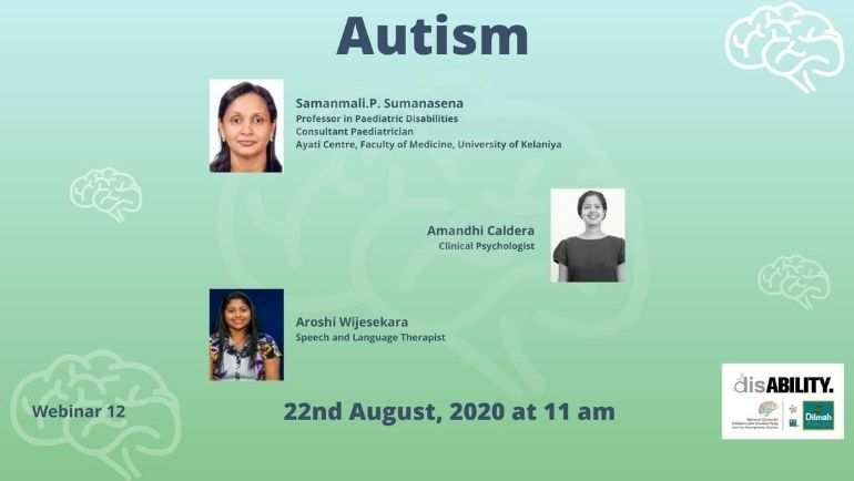 Webinar on Autism: The Importance of Early...