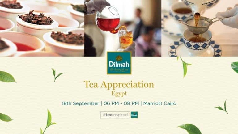 Ready to pour an abundance of tea inspiration, Dilhan C Fernando - son of Dilmah...