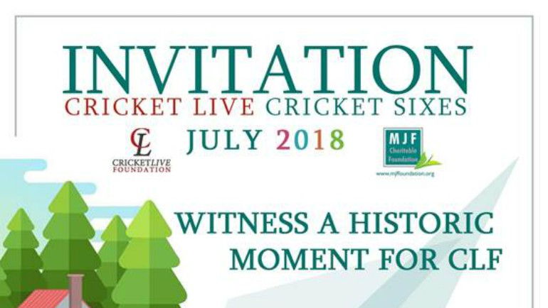 CLF - Cricket Sixes Tournament- Finals