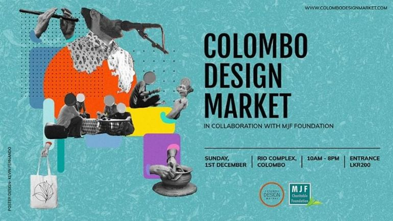Colombo Design Market is back!