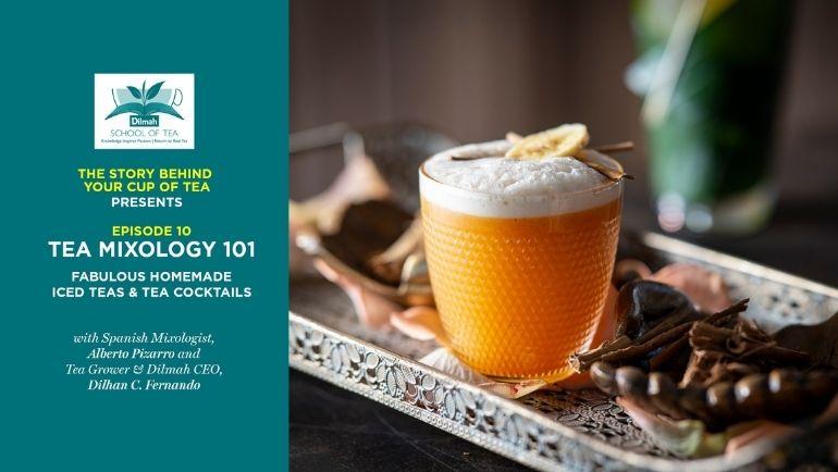 Tea Mixology 101 - Fabulous Homemade Iced...