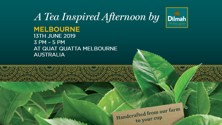 Influencers in Australia have been invited to experience tea like never before. To be held...