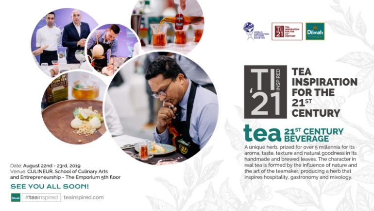 Tea Inspiration for the 21st century is about being able to enjoy tea around the...