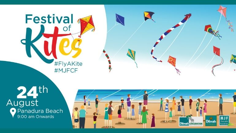 The Festival of Kites - Come #FlyAKite