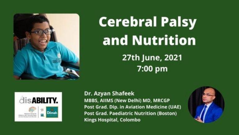 Cerebral Palsy & Nutrition