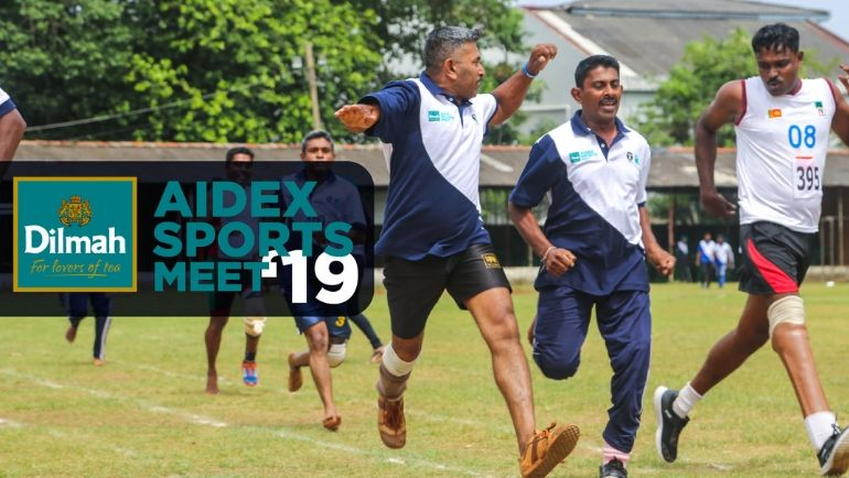 The annual AIDEX Sports Day is organised by the Colombo Friend-in-Need Society to inspire and...