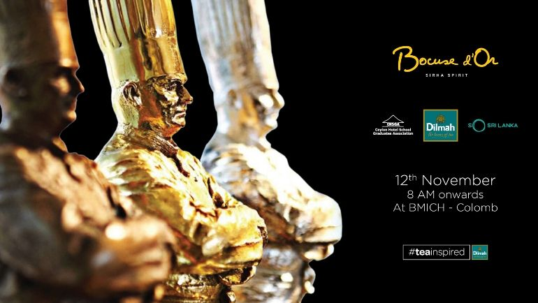 Bocuse d' Or Sri Lanka