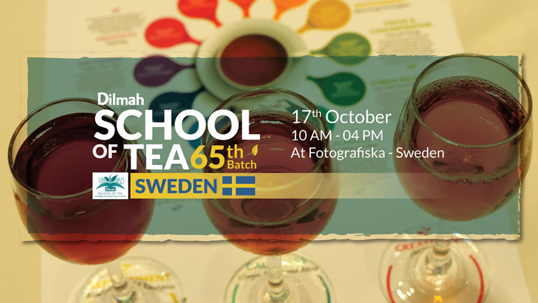 65th School of Tea - Sweden
