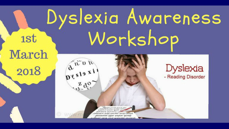Dyslexia Awareness Workshop