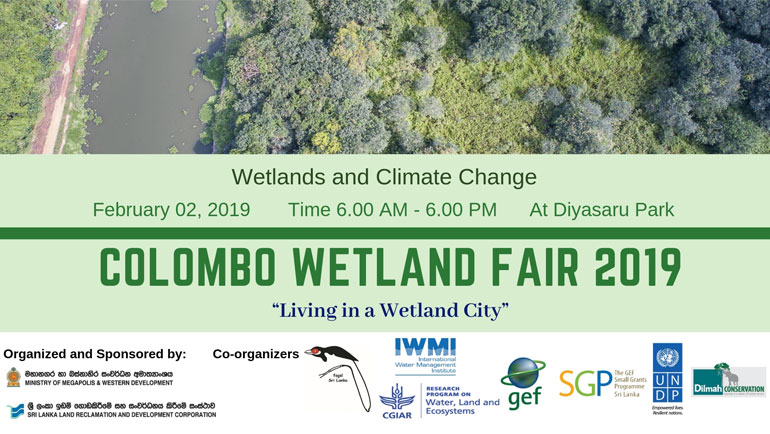 Colombo Wetland Fair 2019 – Living in a...