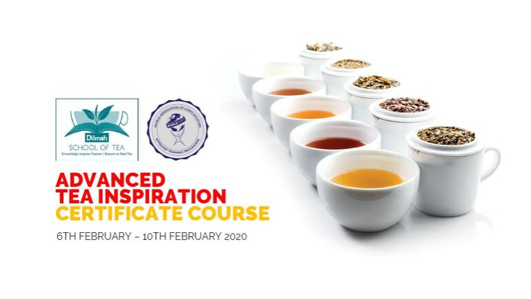 Dilmah School of Tea 2020 February session will be held from 6th to 10th of...