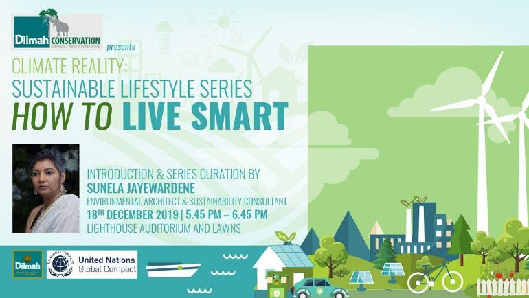 Sustainable Lifestyle Series: How to Live Smart