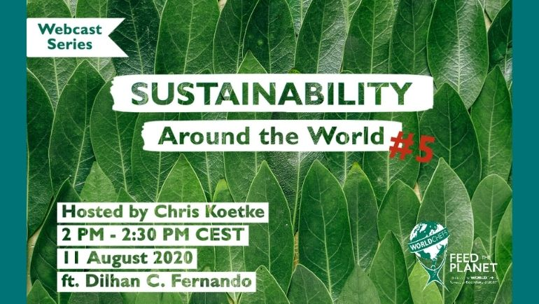 Sustainability Around the World