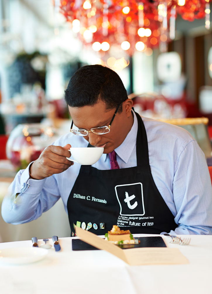 Dilmah Real High Tea Challenge - Netherlands - 2014 - 003