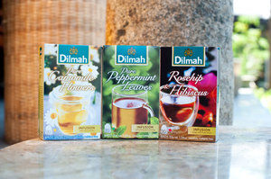 Dilmah Infusions - Range Shot - ...