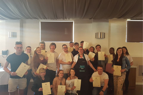 Dilmah Tea Inspiration Course debuts at WorldChefs...