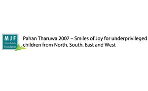 Pahan Tharuwa 2007 – Smiles of Joy...
