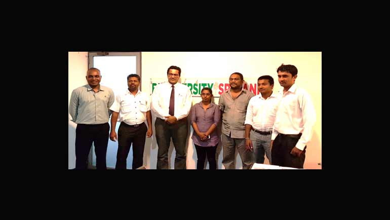 Dilmah joins hands with Biodiversity Sri Lanka and the Lanka Institute of Cave Science to exploring hidden biodiversity in Sri Lankan caves