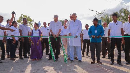 Kalkudoje i--kilmingai atidarytas MJF orumo ir tvarumo --galinimo centras