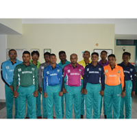 The 5th Dilmah National Blind Cricket tournament...