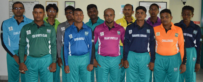 The 5th Dilmah National Blind Cricket tournament gets underway