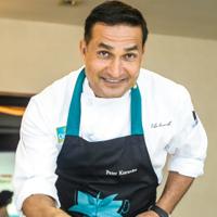 Celebrity chef Peter Kuruvita creates a tea-inspired...