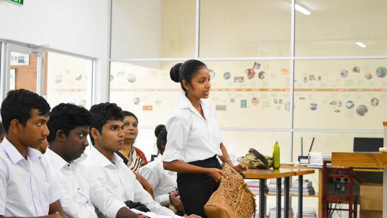 The Empower Culinary & Hospitality School welcomes freshers for their 4th culinary boot camp.