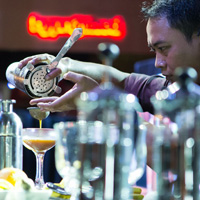 The 2nd Dilmah Mixology Playoff in Indonesia