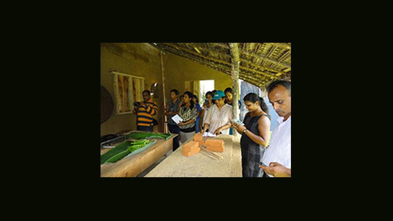 Media Visit to DCSARC