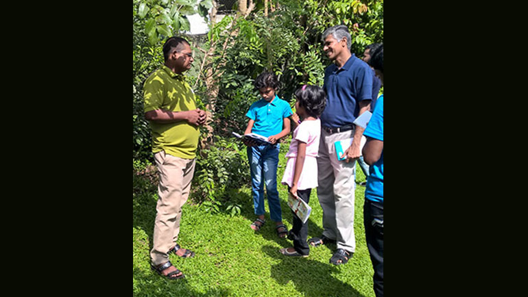 "Dilmah Conservation Launches First ""Learn Your Butterflies in a Day"" Workshop Series"
