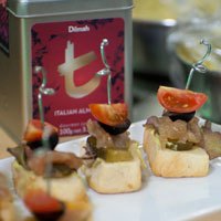 Dilmah Tea inspired gastronomy innovations at Culinary...