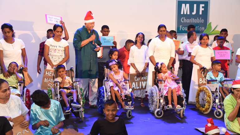 Celebrating Differences – the much-awaited concert of MJF Charitable Foundation, marks the most joyous of...