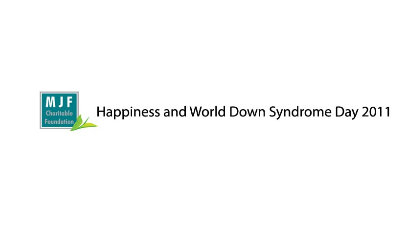 Happiness and World Down Syndrome Day 2011