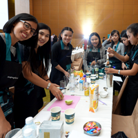 The First Dilmah School of Tea in...