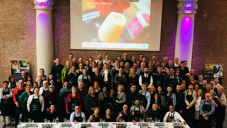 The Dilmah School of Tea Masterclass and European Regional Session - Prague, Stockholm, Eindhoven, Amsterdam
